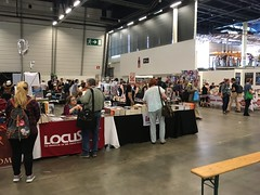 Worldcon 75 - the Trade Hall