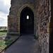 Reculver towers (Reculver Abbey ruins)