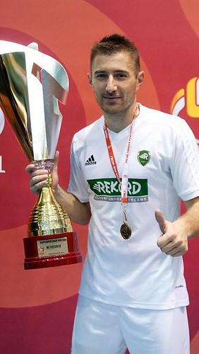 Рівнянин виграв польський Суперкубок