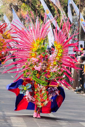 Malang Flower Carnival 2017