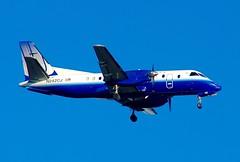 N242CJ Saab 340A  United Express