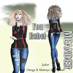 MM You Rebel Ad
