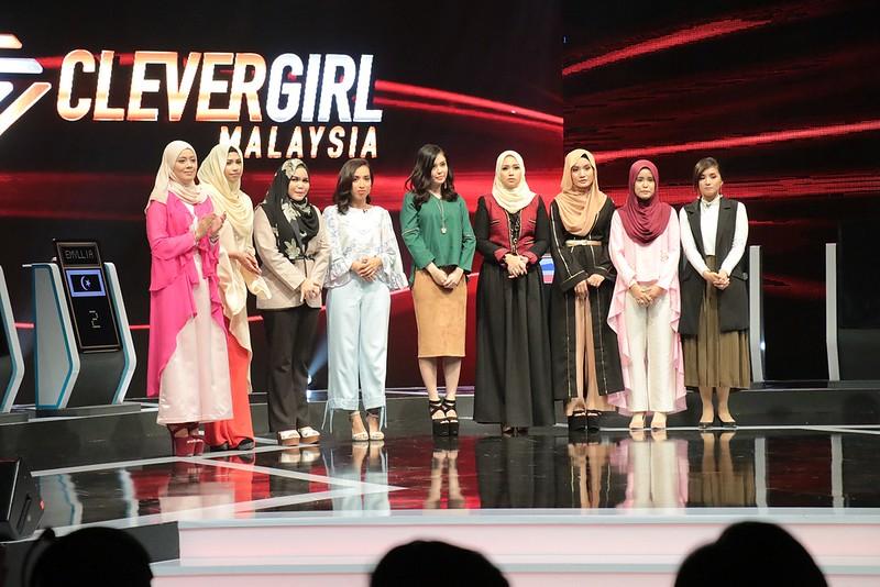 9 Peserta Clever Girl Malaysia Yang Tinggal