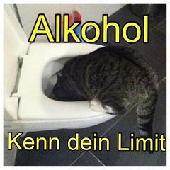 Alkohol!