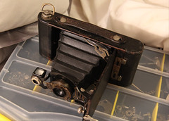 Kodak No.2 Autographic Brownie -c. 1917