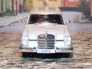 Mercedes Benz 230S Universal – 1967