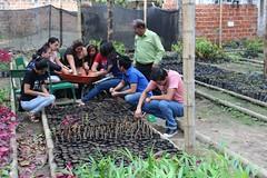 Estudiantes de la ESPAM realizan prácticas en GADM Chone