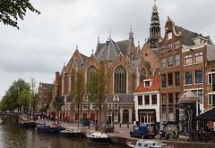 Netherlands - Oude Kerk, Amsterdam