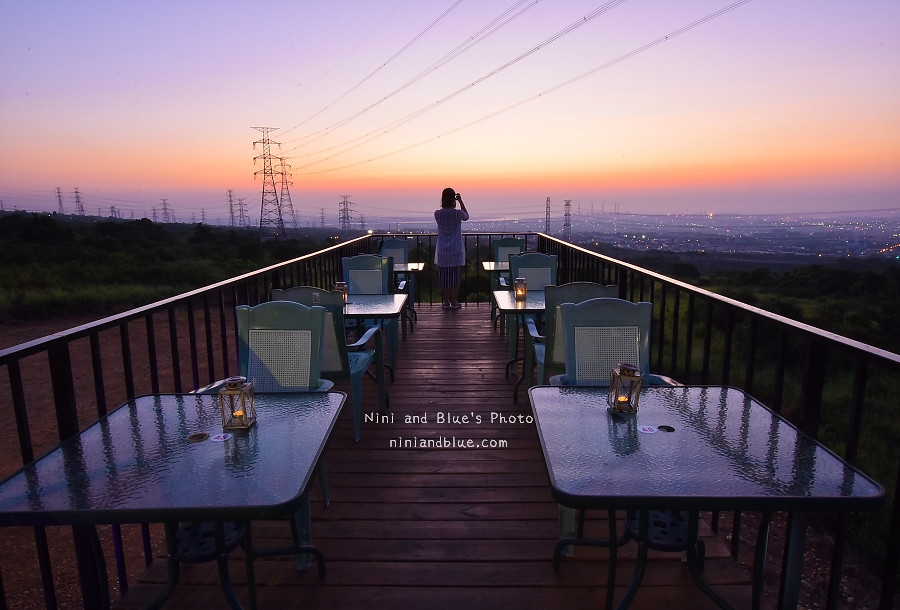 台中向海夜景餐廳07