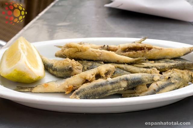 o que comer em Sevilha