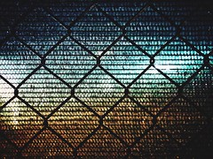 Chainlink Fence Backgrounds Pattern Full Frame No People Abstract Outdoors Technology Day Close-up Nature Sky