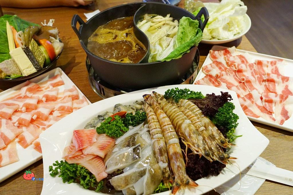 中和火鍋 樂饕精緻鍋物