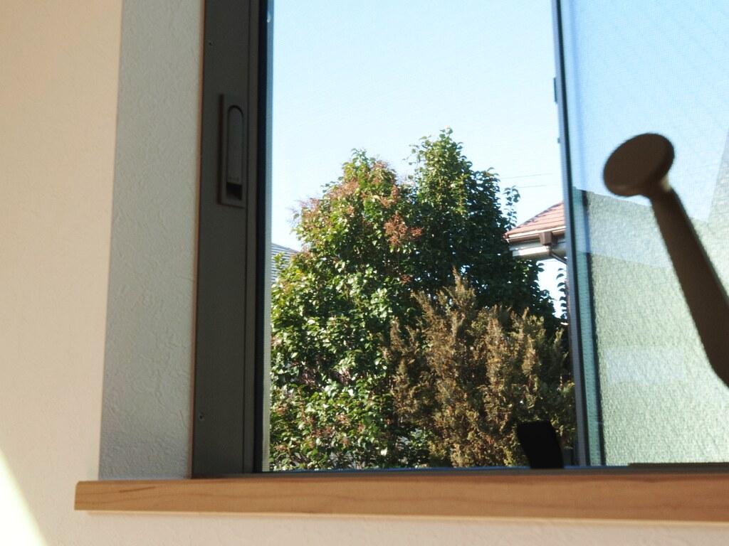 光と風の流れをつくる窓3