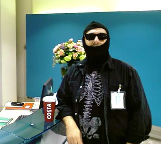 Bank robber or management consultant?