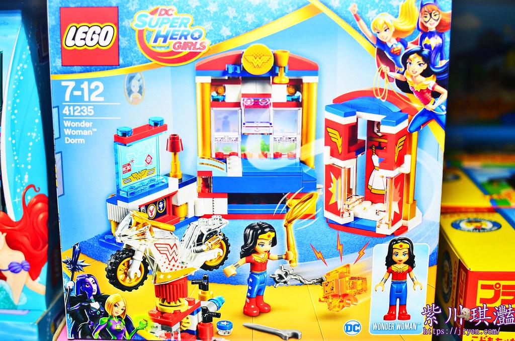 彰化易購玩具批發-樂高女超人