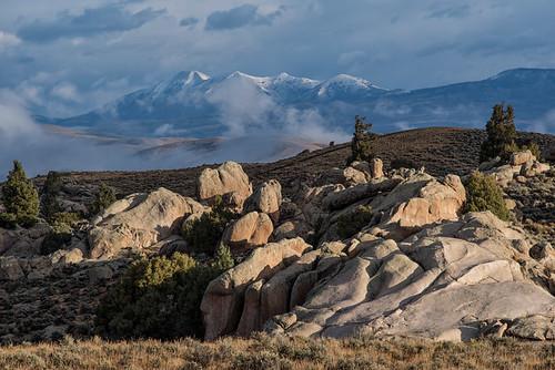 hartmanrocks clouds fog mist rocks sunrise whetstone