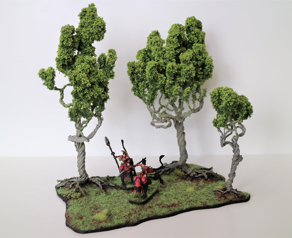 Runewars Miniatures Forest