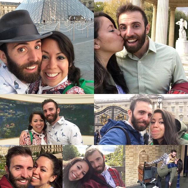 Honeymoon recap