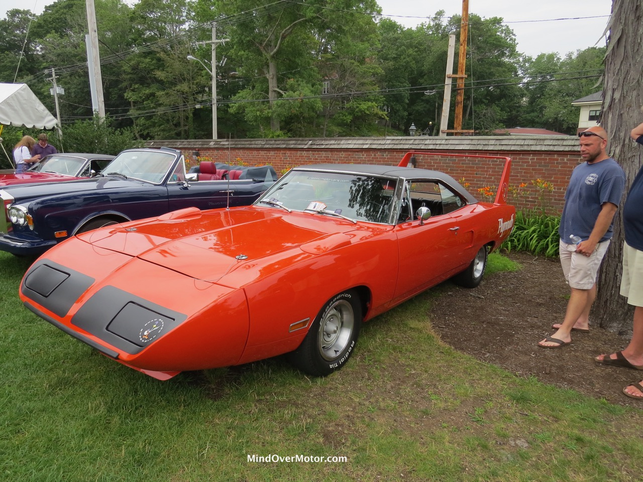 1970 Torred Superbird Front 1