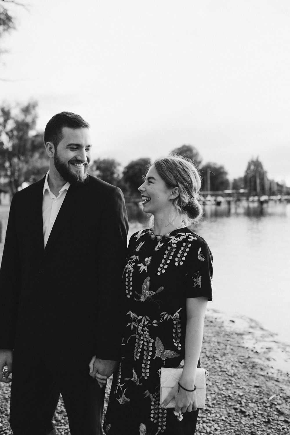 Couple Portrait, Visual Diary on The Curly Head, a Blog from Munich, Photography by Amelie Niederbuchner
