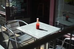 Belltown Ketchup Bottle