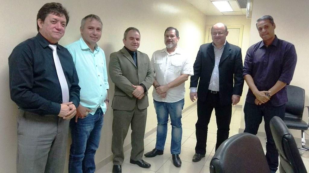 Comissão reivindica ações do governo na área de segurança pública em Santarém