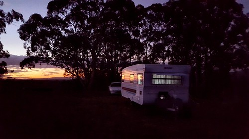 Caravan of love, Kangaloon