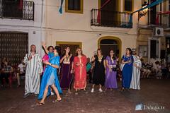 Castell de Castells Moros i Cristians 2017-22