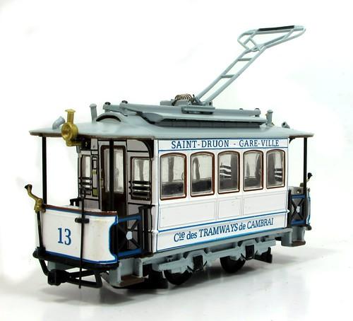Saint-Druon tram