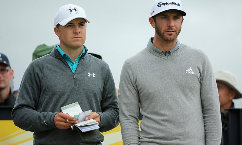 jordan-spieth-dustin-johnson