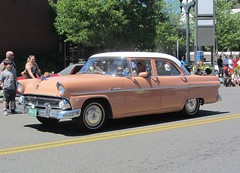 1955 Ford Customline Town Sedan