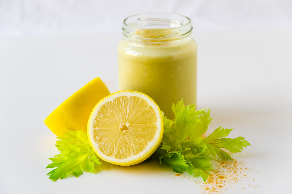 Creamy Lemon Smoothie