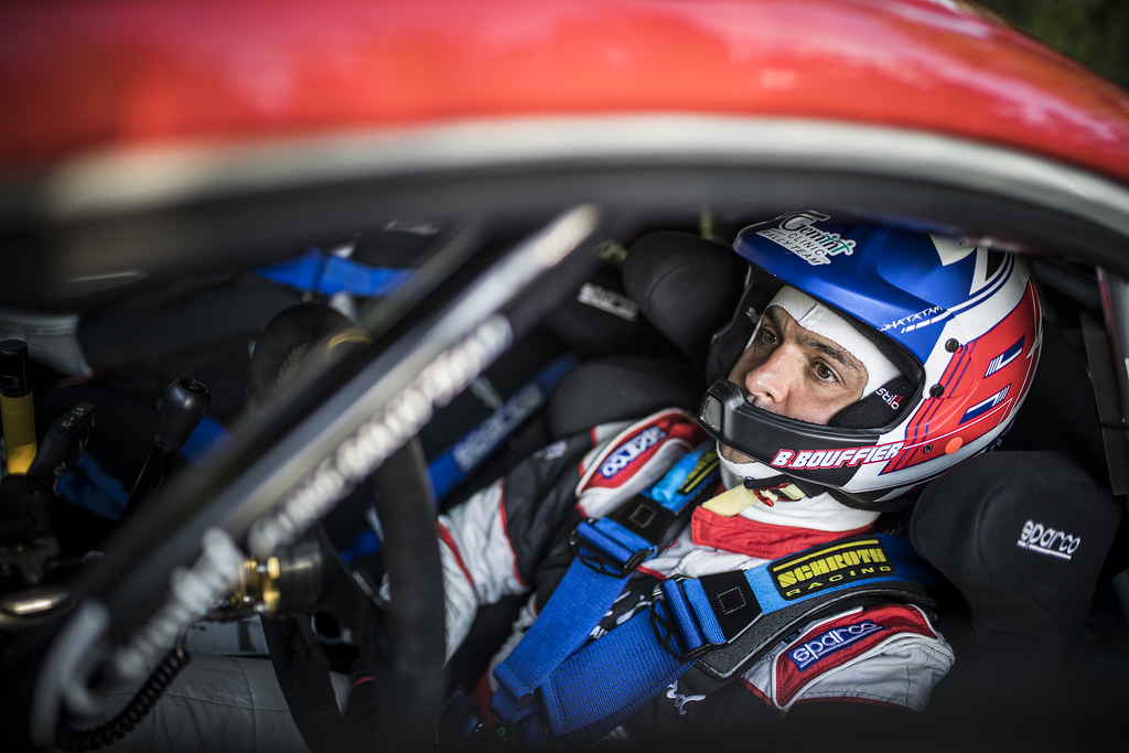 BOUFFIER Bryan (FRA)  PANSERI Xavier  (FRA) Ford Fiesta R5 ambiance portrait during the 2017 European Rally Championship ERC Barum rally,  from August 25 to 27, at Zlin, Czech Republic - Photo Gregory Lenormand / DPPI