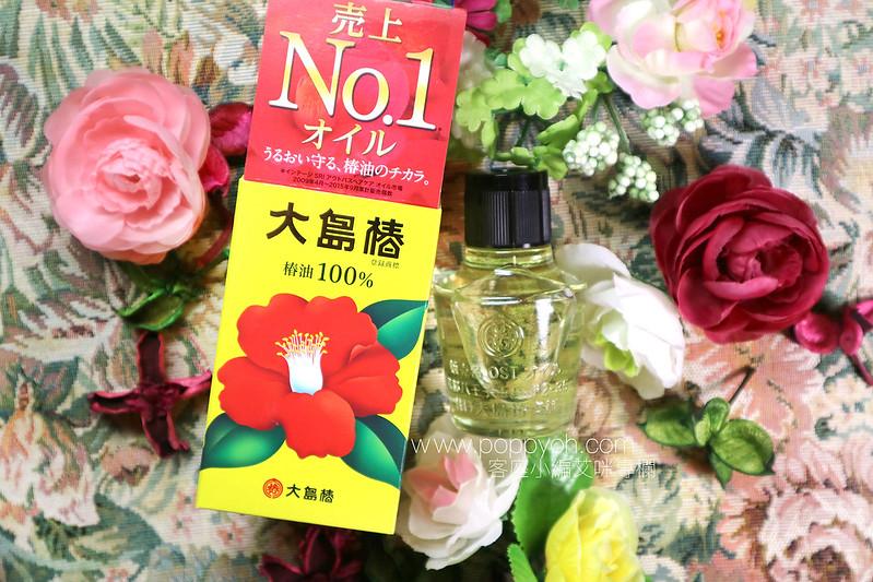 019.大島椿油