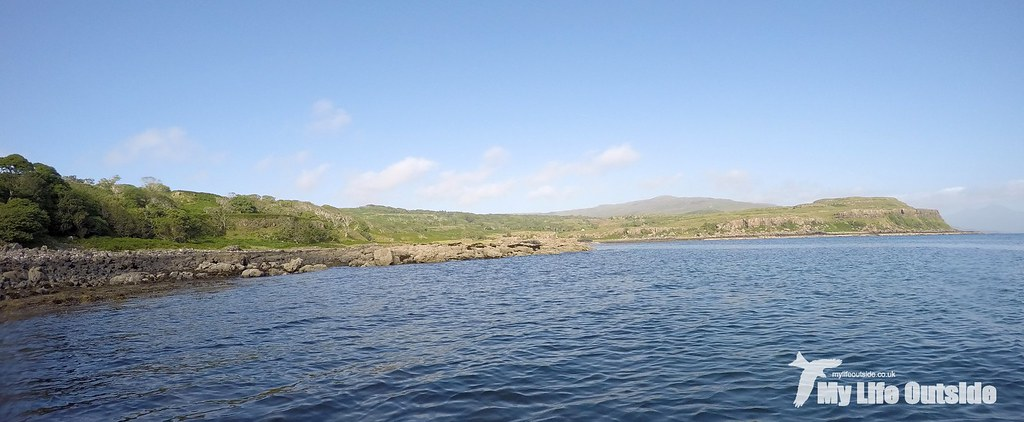 GOPR0191 - Torloisk by Kayak, Isle of Mull