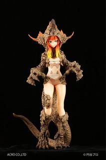 ACRO《怪獸擬人化計畫》「怪獸娘阿基拉」!ウルトラ怪獣擬人化計画 怪獣娘アギラ