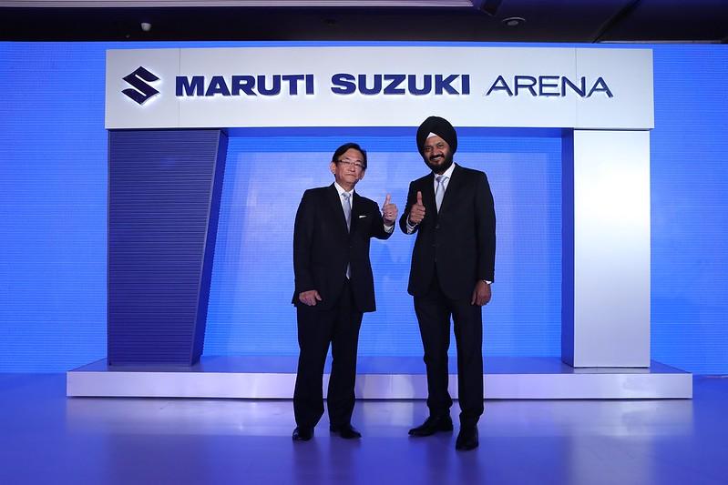 Maruti Suzuki ARENA Launch 2