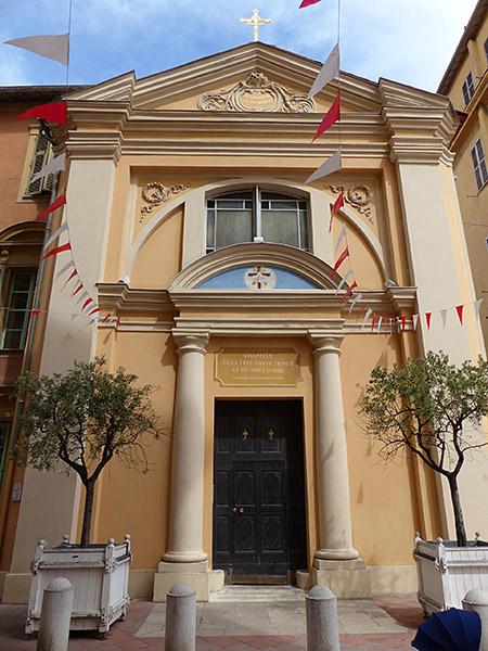 chapelle de la sainte trinité