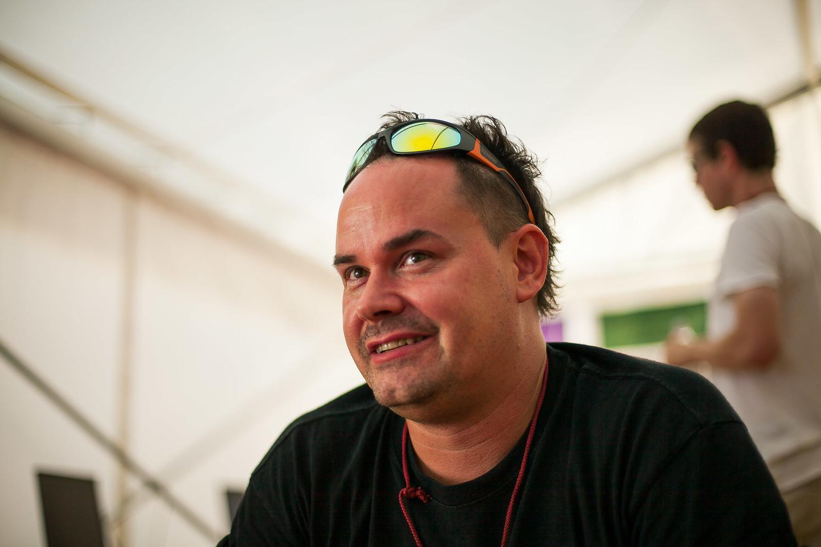 Georg Hobmeier | Fotó: Magócsi Márton