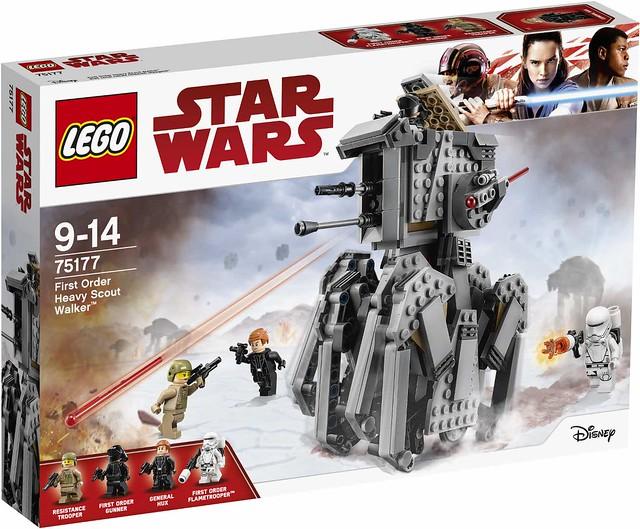 Oficjalne zdjęcia zestawów Lego Star Wars The Last Jedi  11