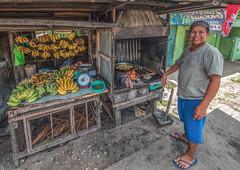 Banana-que Chef