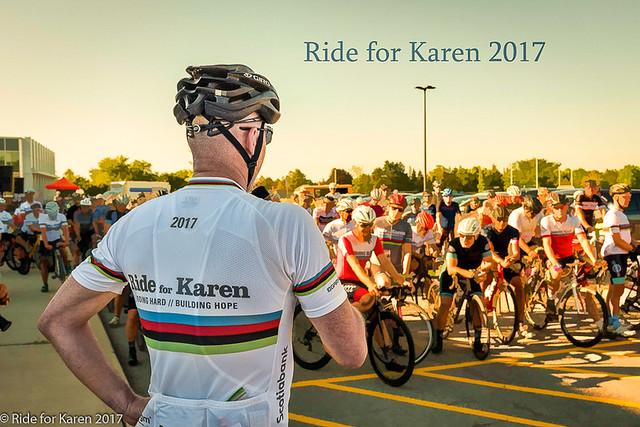 2017 Ride for Karen Photography by Stephan Morley