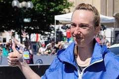 Eva Vrabcová zaběhla v Londýně životní maraton a zlepšila si osobák pod 2:30