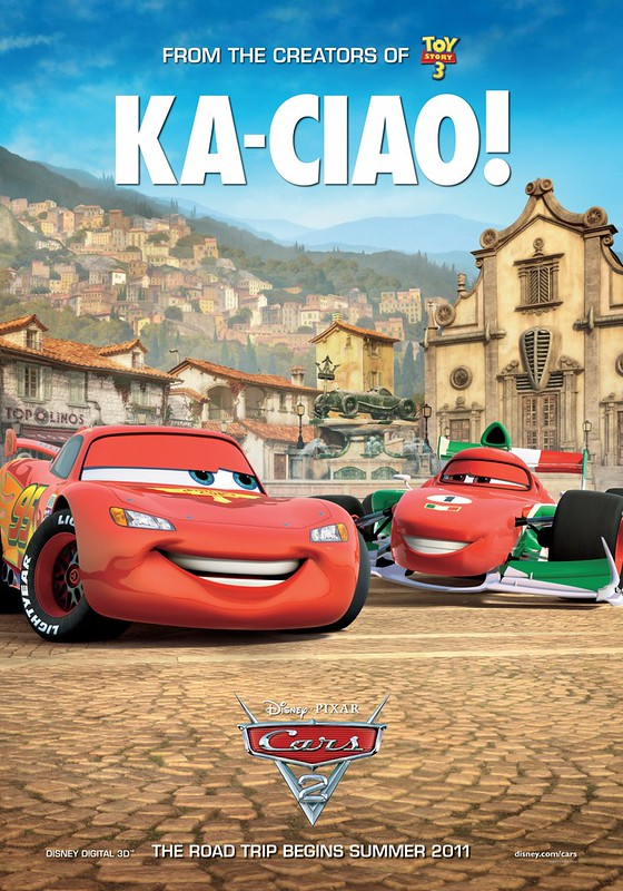 Cars 2 - Poster 11