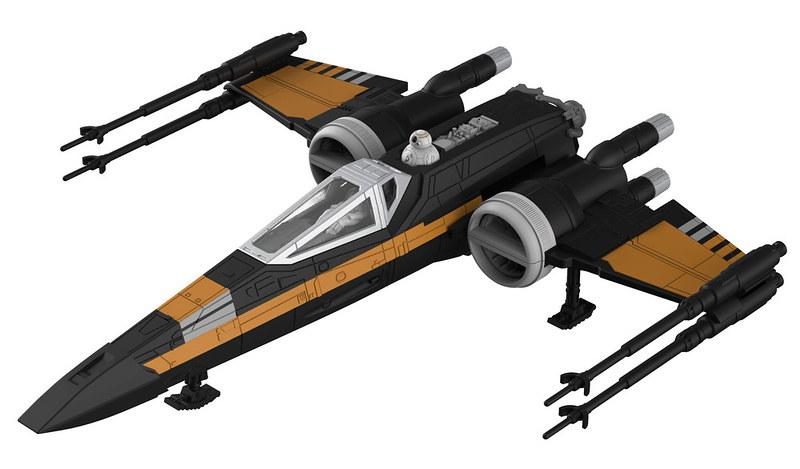 Revell-last-jedi-Poe-X-wing 01