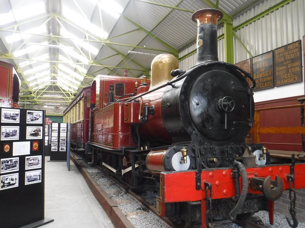 Port Erin Railway Museum 1