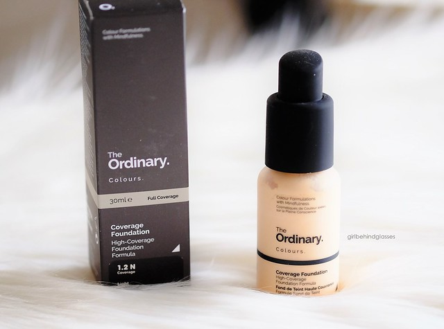 The Ordinary Colours Coverage Foundation