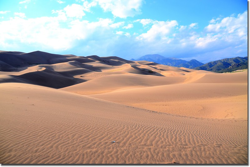 Dusk at Great Sand Dunes National Park  (6)