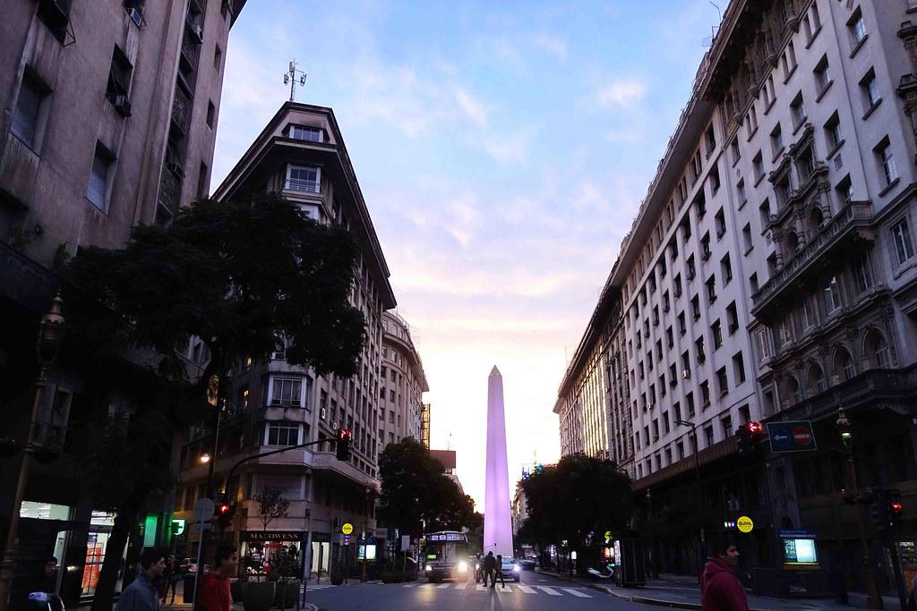 Buenos Aires - Obelisco 2