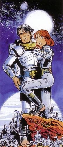 Valerian - Comics - 1